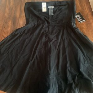 Express tube dress a line size Large